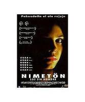 Nimetön - Los Sin Nombre (DVD, käytetty)