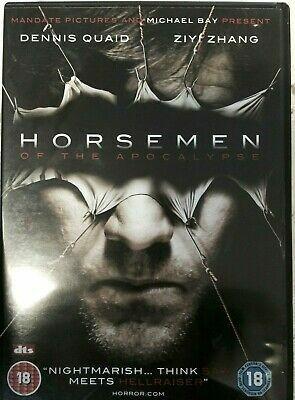 Horsemen Of The Apocalypse DVD, used)