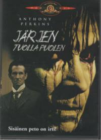 Järjen Tuolla Puolen (DVD, used)