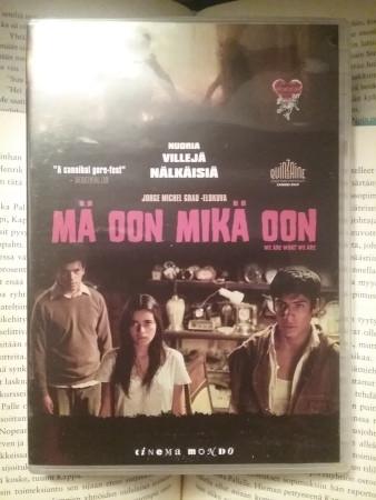 Mä Oon Mikä Oon (DVD, used)