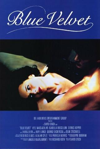 Blue Velvet (DVD, used)