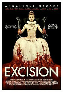 Excision (Blu-ray, used)