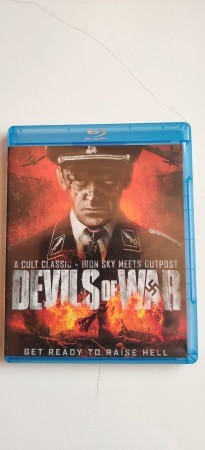 Devils Of War (Blu-ray, used)