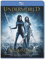 Underworld - Rise Of The Lycans (Blu-ray, käytetty)