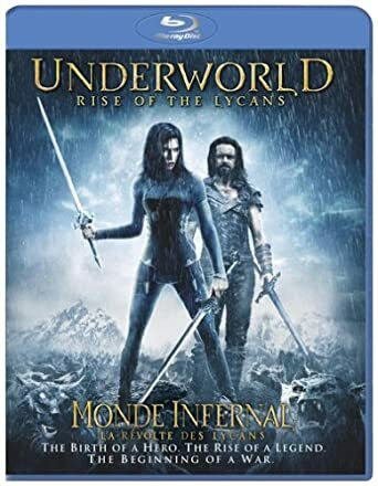 Underworld - Rise Of The Lycans (Blu-ray, used)