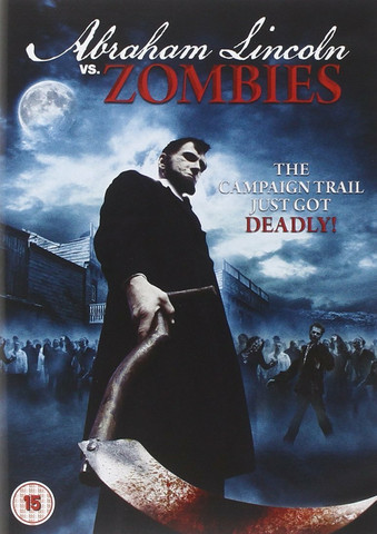 Abraham Lincoln vs. Zombies (Blu-ray, used)