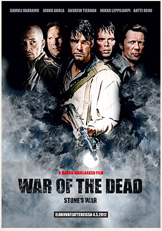 War Of The Dead (Blu-ray, used)