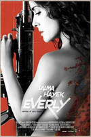 Everly (Blu-ray, käytetty)