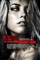 All the Boys Love Mandy Lane (blu-ray, käytetty)