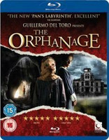 The Orphanage (Blu-ray, käytetty)