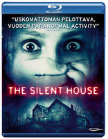 The Silent House (Blu-ray, käytetty)