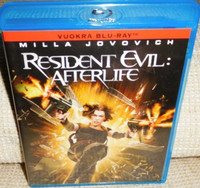 Resident Evil : Afterlife (Blu-ray, käytetty)