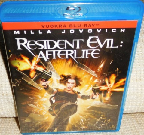 Resident Evil : Afterlife (Blu-ray, used)