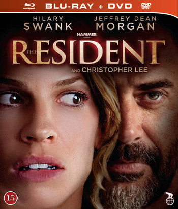 Resident (Blu-ray, used)