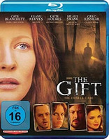 The Gift (Blu-ray, käytetty)