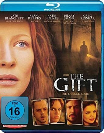 The Gift (Blu-ray, used)