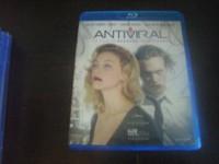 Antiviral (Blu-ray, käytetty)