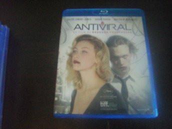 Antiviral (Blu-ray, used)
