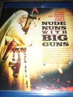 Nude Nuns with Big Guns (Blu-ray, käytetty)