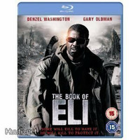 The Book of Eli (Blu-ray, käytetty)