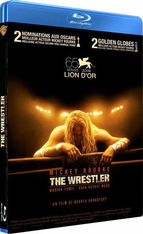 The Wrestler (Blu-ray, used)