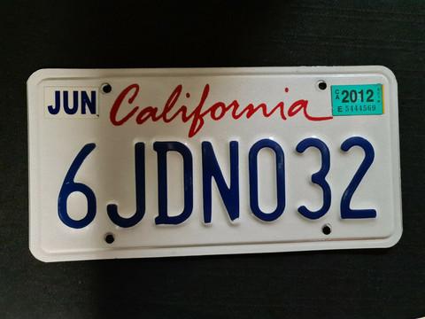 California 6JDN032