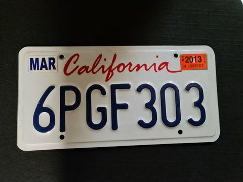 California 6PGF303