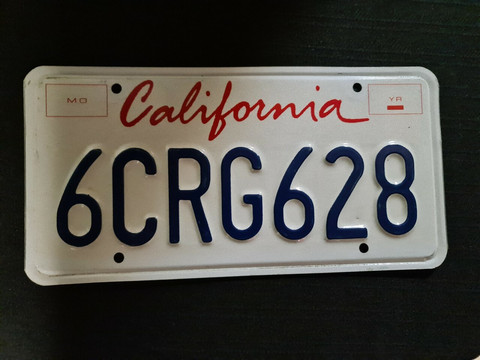 California 6CRG628