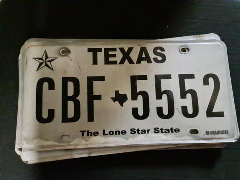 Texas CBF 5552