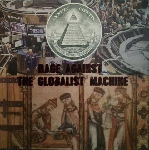 Rage Against The Globalist Machine - Rage Against The Globalist Machine (CD, new)