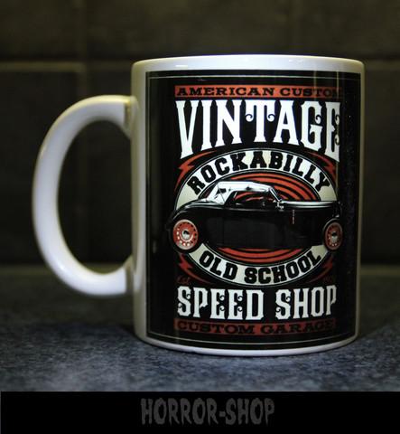 Vintage rockabilly (mug)