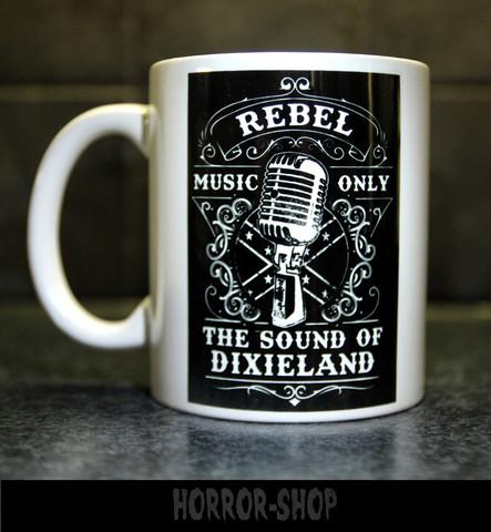 Rebel music only (mug)