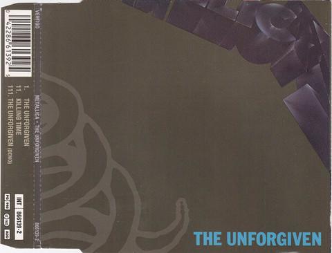 Metallica – The Unforgiven (CD, Single, used)