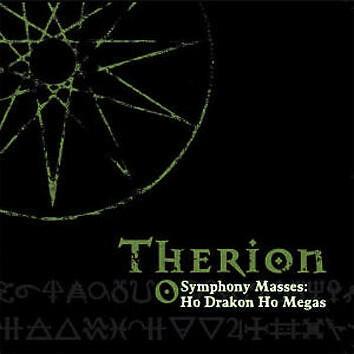 Therion – Symphony Masses: Ho Drakon Ho Megas (CD, used)