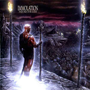 Immolation – Failures For Gods (CD, used)