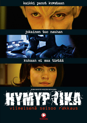 HYMYPOIKA (DVD, used)