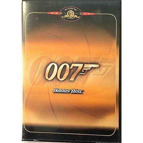 007 Bonus Disc (DVD, used)