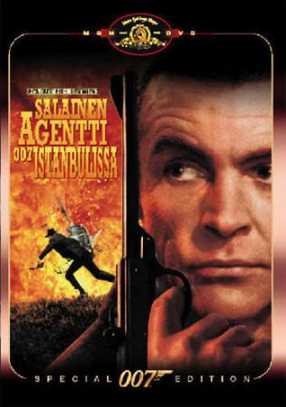 Salainen Agentti 007 Istanbulissa (DVD, käytetty)