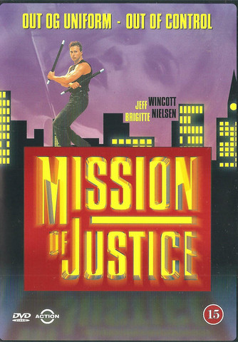 Mission of Justice (DVD)