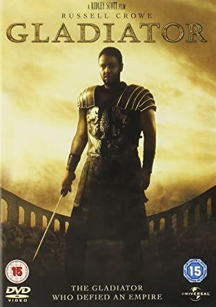 Gladiaattori (DVD)