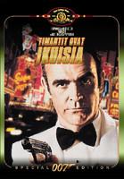 007 Timantit ovat ikuisia (DVD)