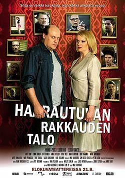 Haarautuvan rakkauden talo (DVD)