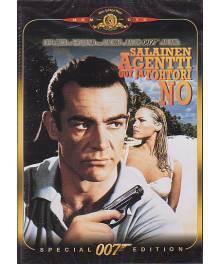 Salainen agentti 007 ja tohtori No (DVD)