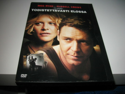 Todistettavasti elossa (DVD)