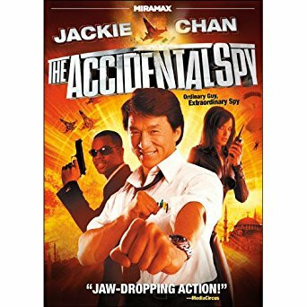 The Accidental Spy – vahingossa vakoojaksi (DVD)