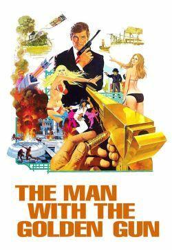 007 ja kultainen ase (DVD)
