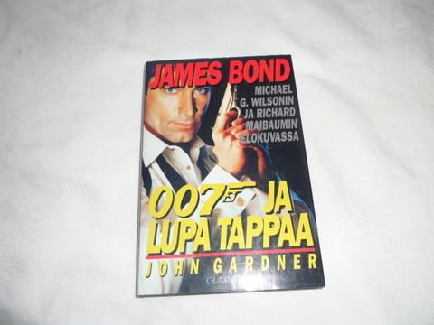 007 ja lupa tappaa (DVD)