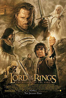 Taru sormusten herrasta: Kuninkaan paluu (DVD)