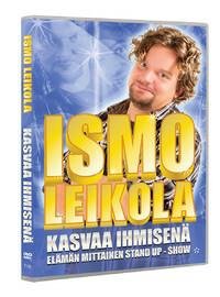 Ismo Leikola - Kasvaa ihmisenä (DVD)
