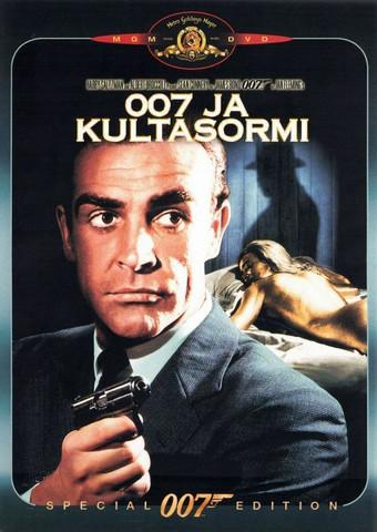 007 ja Kultasormi (DVD)